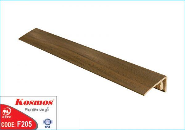 nep san go f205 600x424 - Nẹp sàn gỗ F205