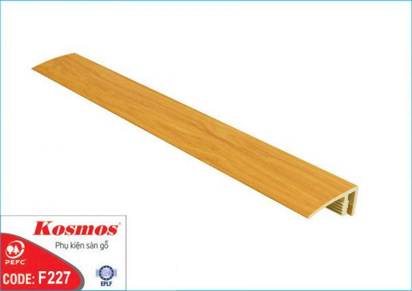 nep san go f227 600x424 - Nẹp sàn gỗ F227