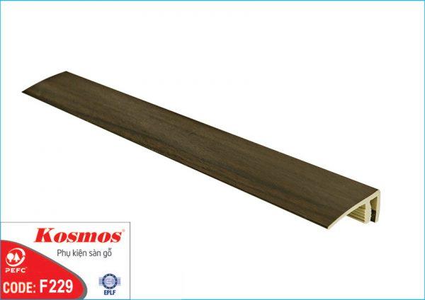 nep san go f229 600x424 - Nẹp sàn gỗ F229