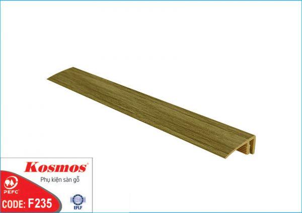 nep san go f235 600x424 - Nẹp sàn gỗ F235
