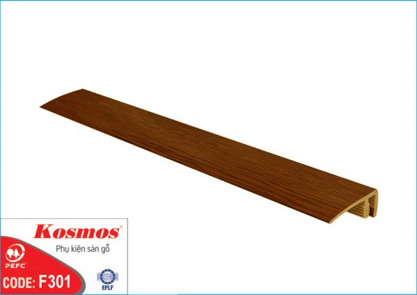 nep san go f301 600x424 - Nẹp sàn gỗ F301