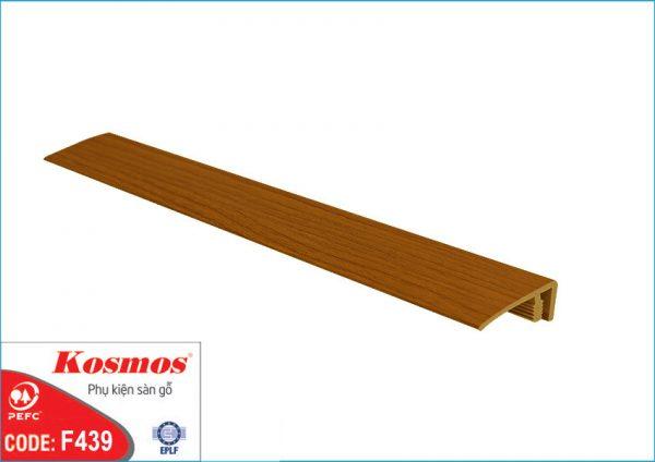 nep san go f439 600x424 - Nẹp sàn gỗ F439
