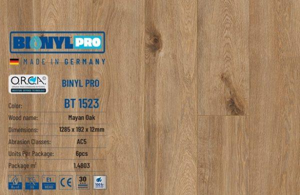 san go binyl pro bt1523 duc 600x390 - SÀN GỖ BIONYL PRO 1523 12mm