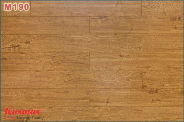 san go kosmos new m 190 1 600x399 - Sàn gỗ Kosmos M190 8mm