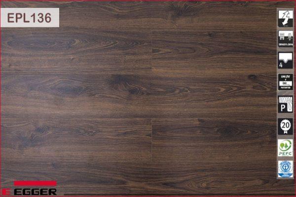 Egger EPL 136 600x400 - Sàn gỗ Egger EPL 136