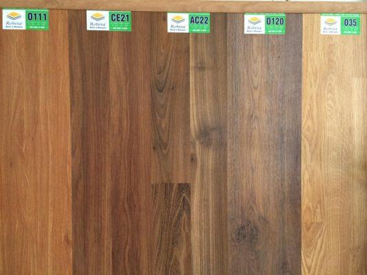các mẫu sàn gỗ robina