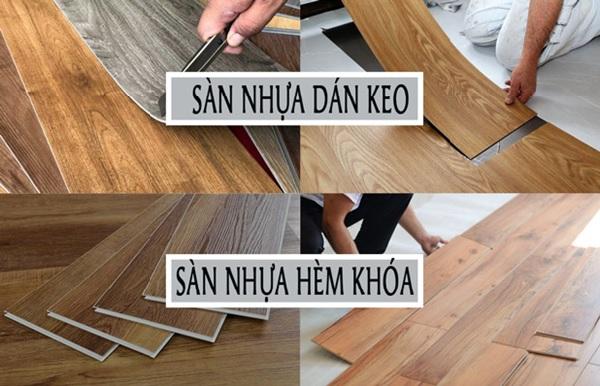 san nhua gia go tphcm 2 - Sàn nhựa giả gỗ TPHCM - Giá rẻ, phân phối tại xưởng
