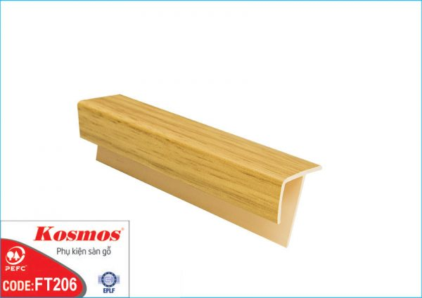 nep san go ft206 600x424 - Nẹp sàn gỗ FT206
