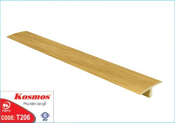 nep san go t206 600x424 - Nẹp sàn gỗ T206