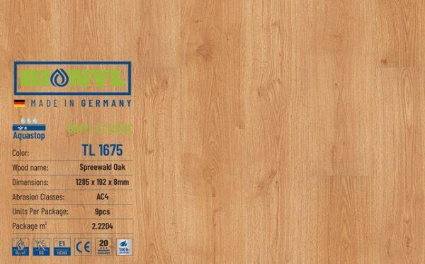 san go binyl 1675 duc 600x373 - SÀN GỖ BIONYL PRO 1675 8mm
