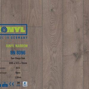 san go binyl bn8096 300x300 - SÀN GỖ BIONYL PRO 8096 12mm