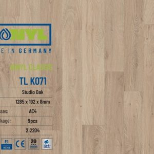 san go binyl k071 1 300x300 - Sàn gỗ Bionyl Pro K701 8mm