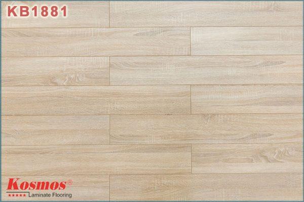 san go kosmos new kb 1881 600x399 - Sàn gỗ Kosmos 1881 12mm