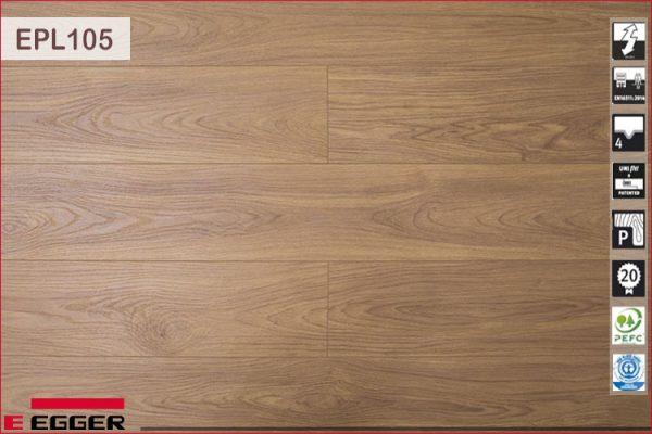 Egger EPL 105 600x400 - Sàn gỗ Egger EPL 105