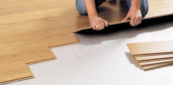 Quy trình thi công sàn gỗ công nghiệp đúng kỹ thuật