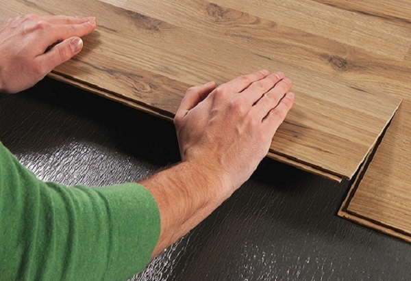 Sàn gỗ ngoài trời dễ dàng thi công